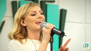 Alexandra Stan - Balans (live on Radio ZU)