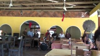Marimba Band in Guatemala
