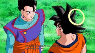 Dragon Ball Z - Gohan Says Goodbye to Goku: Ultimate tenkiechi