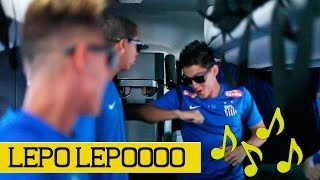 Lepo Lepo embala título do Sub20!