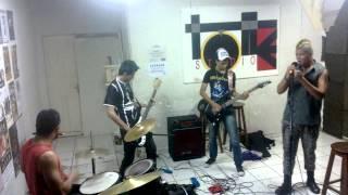 Campo Minado 118 - Facada '' Ensaio '' (  Música Nova ) 26 11 2013