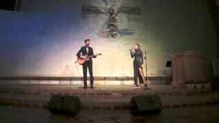 """Stitches"" Shawn Mendes cover by Jonas Olsson & Elleonor Åswärd"