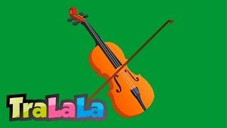 Instrumentele muzicale - Cântece pentru copii   TraLaLa