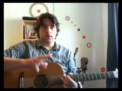 Comment jouer Papaoutai de Stromae à la guitare - tutoriel complet