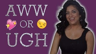"Baby Ariel Plays ""Aww or Ugh"" With PopCrush"
