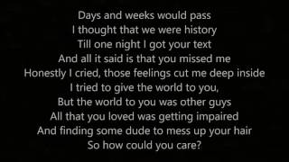 Unforgettable - By: Ollie (Lyrics)