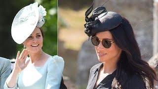 KATE beats Meghan to top royal style influencer