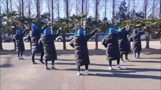 사랑의 트위스트 댄스 춤