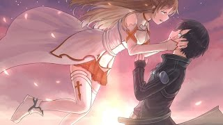 Sword Art Online AMV Life Is Beautiful