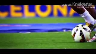 Neymar skills |waving flag ft|