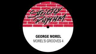 George Morel 'Let's Groove'