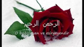 Mishaaree bin Raashid Al-`Afaasee - Fatiha Suresi