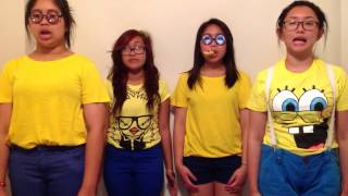 Minions - Banana Song Cover