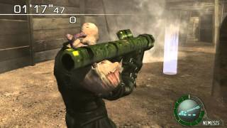 Resident Evil 4 (PC) (2007) - NEMESIS Preview : Army Base Mercenaries
