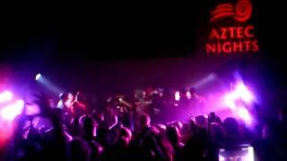 TES Aztec Motto live