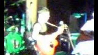 ZAGK-Ποιός Έχει Λόγο Στην Αγάπη(Pliatsikas cover)(Live In Mesolongi 30-7-2007)