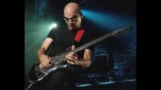 JOE SATRIANI - Sleepwalk Guitar Backing Track (Pista)