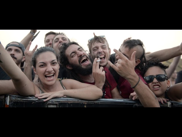 Vídeo aftermovie oficial The Juerga's Rock