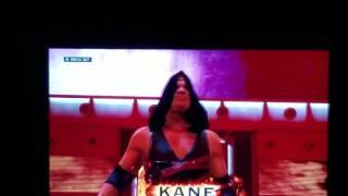 WWE 2K17- Kane 2003 Entrance