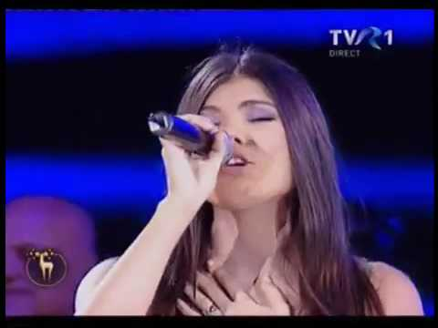 Paula Seling - I Will always love you (Cerbul de aur 2009)
