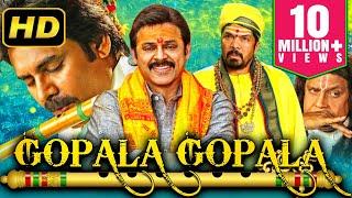 Gopala Gopala Super Hit Telugu Dubbed Hindi Full Movie   Pawan Kalyan, Venkatesh, Shriya Saran