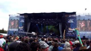 Moby Natural Blues - SOUTHSIDE LIVE 09