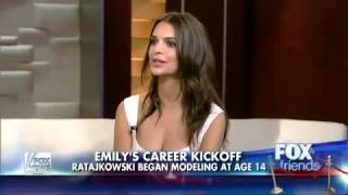 Meet the beauty from 'Blurred Lines' video   Fox News Video