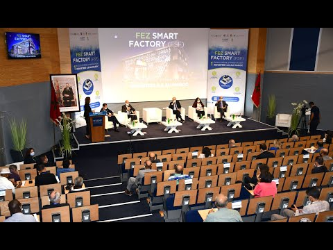 """Video : C'est parti pour le projet """"Fez Smart Factory """""""