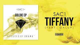 SAC1 feat. GALUP - TIFFANY (LYRIC VIDEO) prod by 3MENDO