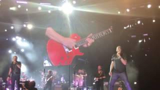 Santana - The Way U Make Me Fell + Love Peace and Happiness