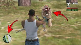Secret Piggsy Location in GTA San Andreas! (Myths Hunting)
