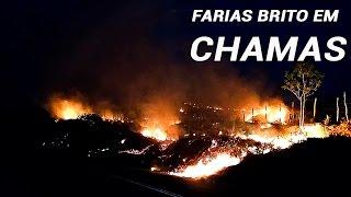 Farias Brito em chamas há mais de 3 dias
