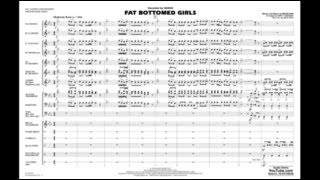 Fat Bottomed Girls by Brian May/arr. Matt Conaway