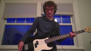waterparks-stupid for you (bass cover)