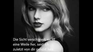 Taylor Swift Style ÜBERSETZUNG [Deutsche Lyrics German Translation]