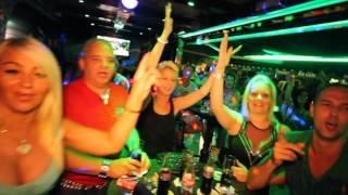 Jeffrey Tanis - Jij krijgt die lach niet van mijn gezicht in Het Heineken Cafe Gran Canaria