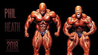 ROAD TO MR. OLYMPIA 2017 - Phil Heath | 6x Mr. Olympia | Bodybuilding Motivation