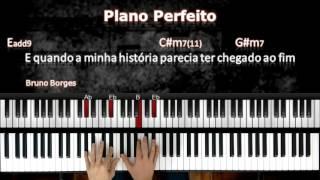 Plano Perfeito (Renascer Praise 18) - por Bruno Borges (Piano Cover)