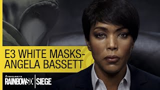 Tom Clancy's Rainbow Six Siege Official – E3 2015 White Masks Reveal – Angela Bassett [US]