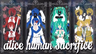 Alice Human Sacrifice 「German Cover」