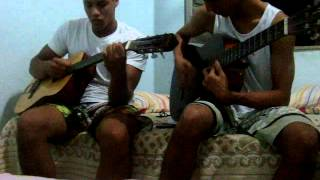 Solos iniciais Californication + Don't Forget Me (Cover Biel Androliva e Heric Oliveira)