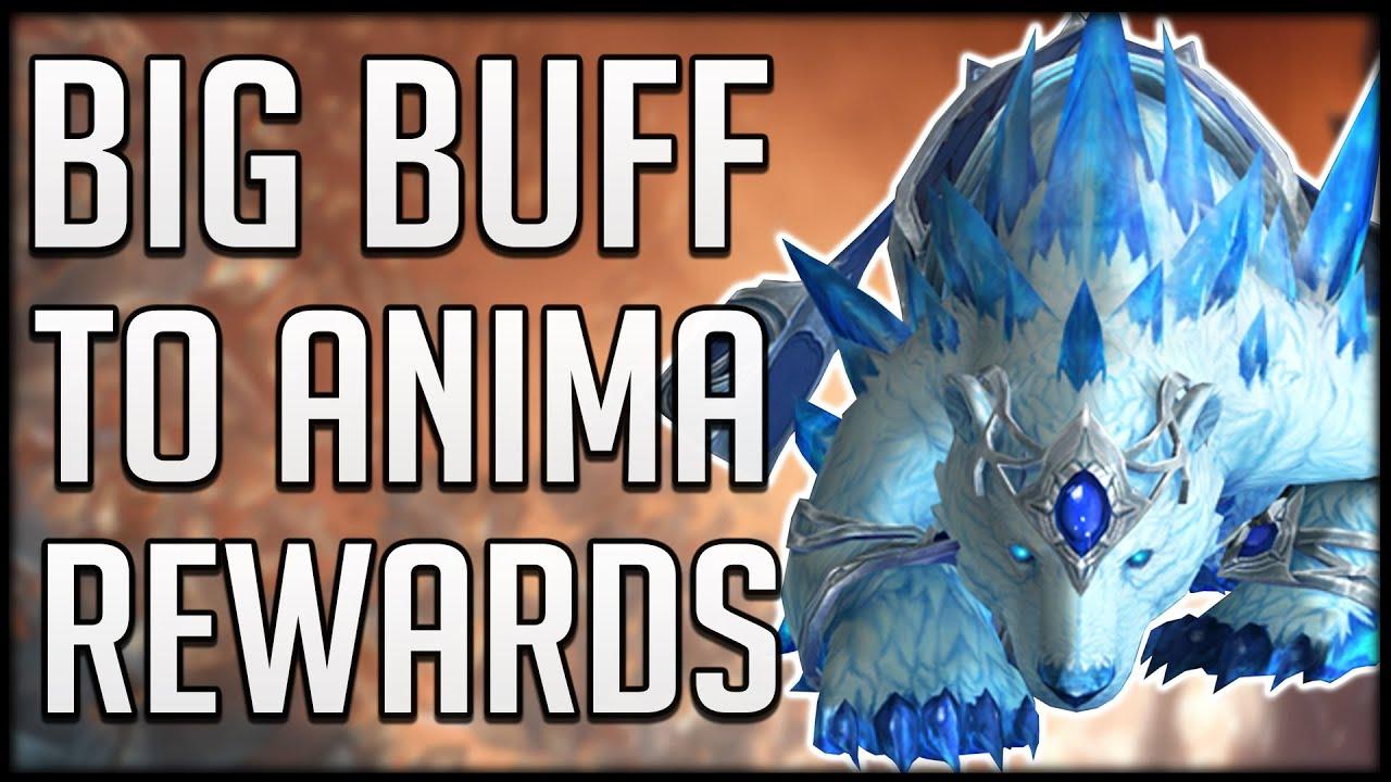 SignsOfKelani - BIG BUFFS To Dungeon & Raid Anima Rewards & New Anniversary Mounts NOW AVAILABLE | WoW Weekly News