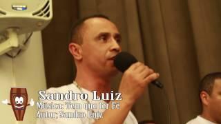 Ponto de Umbanda Tem que ter fé -  Apresentação Sandro Luiz Câmara Municipal de São Paulo
