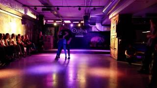 LP - Lost On You | Salsa Remix by Cubaneros | Grete & Azael Salsa Choreography