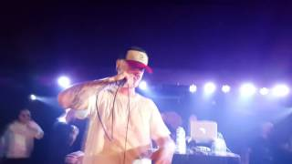 KARLO FT. LOGIC - KUA KUA (ROCK CAFE LIVE) KŘEST 666