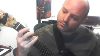 quartertone harmony practice