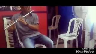 Pana by tekno best flute solo cover