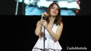 Federica Carta - Ti Avrei Voluto Dire (Live @ Palapartenope - Napoli) HD