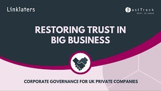 Private Company Governance