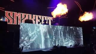 Angerfist snakepit 10.12.2016